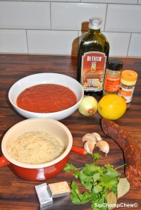 SCC Chili Chorizo Pilaf pic