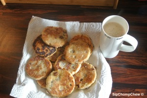 SCC Welsh Cakes Finish