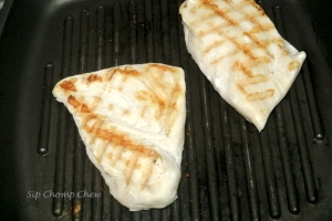 SSC Grilled Chicken