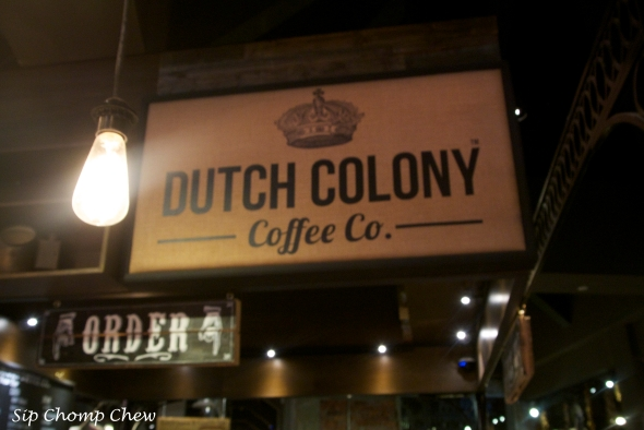 SCC Dutch Colony Coffee