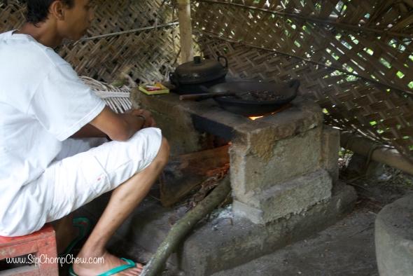 SCC Coffee Roasting Bali 2014