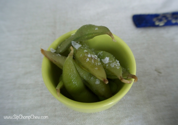 Edamame, another love of mine!