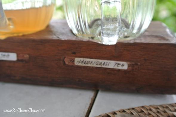 SCC Lemongrass Tea Bali 2014