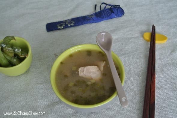 SCC Miso Soup Set