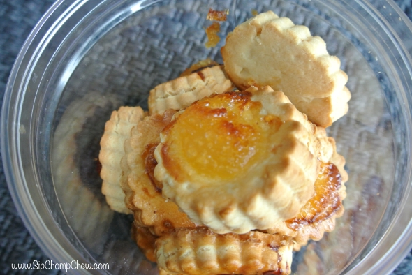 SCC Pineapple Tarts in Pot