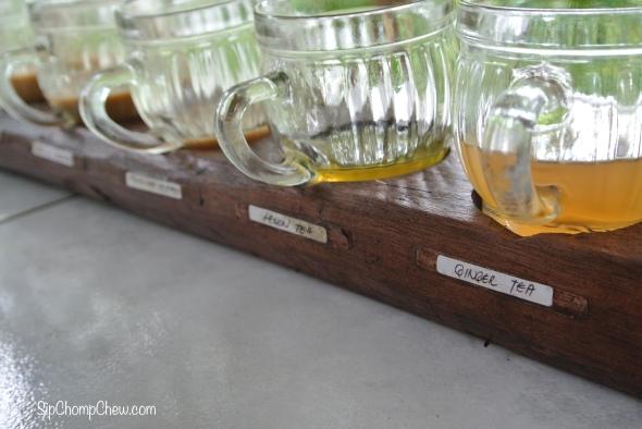 SCC Tea and Coffee Sampler Bali 2014