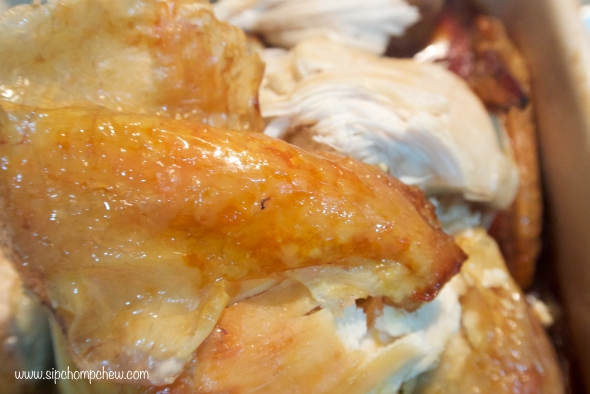 SCC Chicken Skin