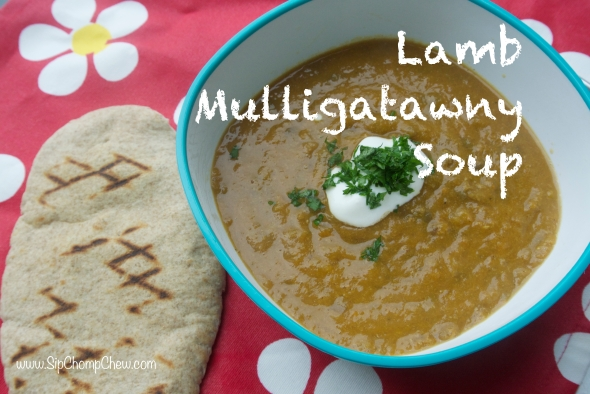 SCC Lamb Mulligatawny Soup Text